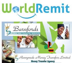 WorldRemit, Barnfords