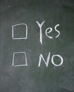 yes-no-choice