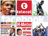 The most 'liked' Facebook pages in Zimbabwe