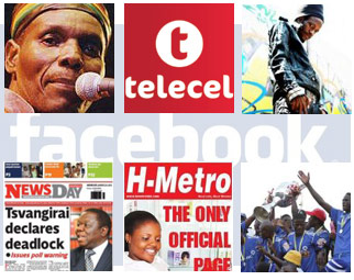The most 'liked' Facebook pages in Zimbabwe - Techzim