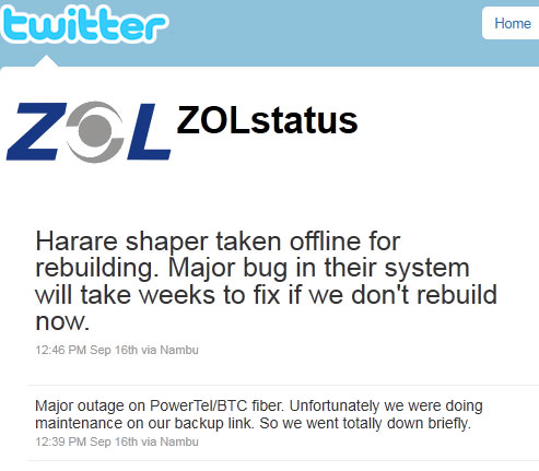 ZOL on Twitter