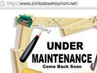 Zim Tourism Authority wins Achievers award for a website 'under maintenance'
