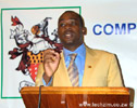 The Zim ICT Minister on AU theme: Information and Communication Technologies in Africa: Prospects and Challenges for Development
