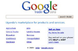 Google Uganda Launches Trader On The Web