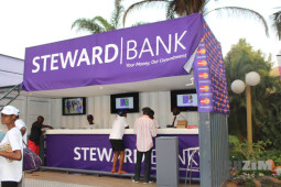 Steward Bank bank on the fly