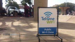 TelOne, WiFi, Zimbabwean telecoms,