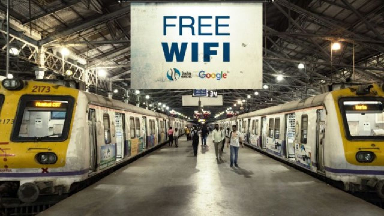 How A Google Wifi Initiative Turned An Indian Train Station Into A