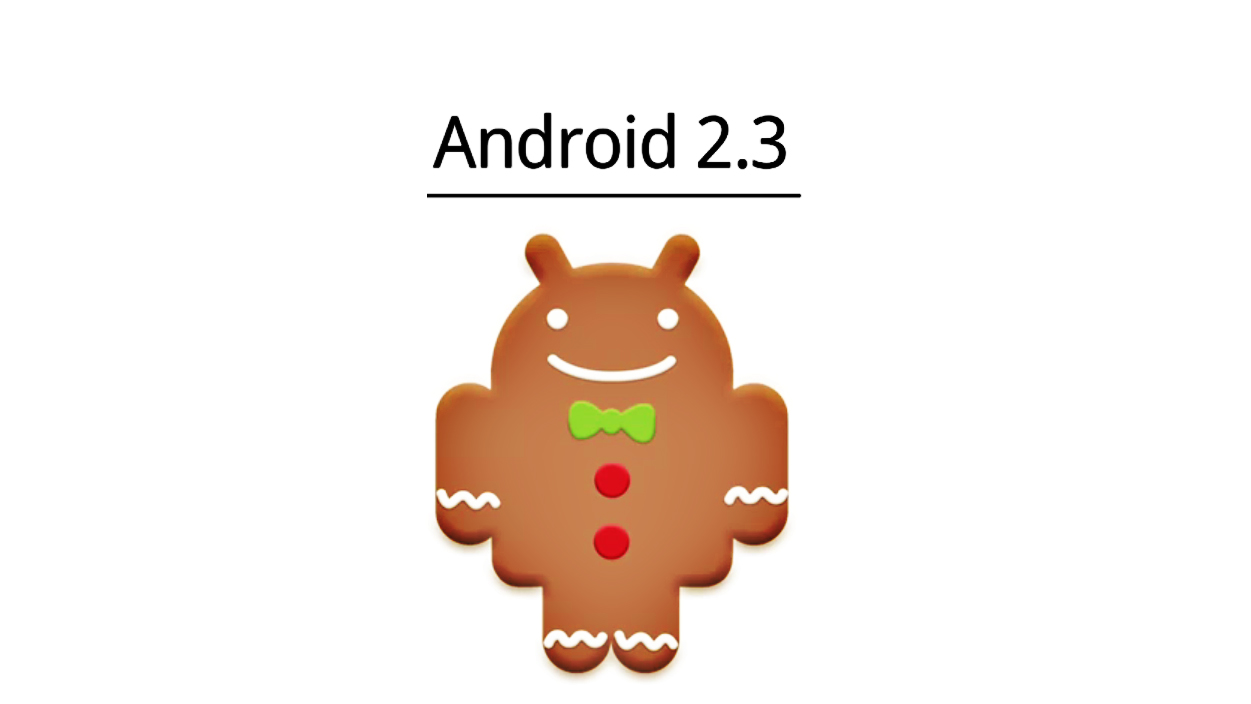 Android 2 3 Gingerbread Will Be Incompatible With Future