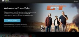 Amazon Prime Video, Pay Tv , internet TV, VOD, mobile-only, services, Grand Tour
