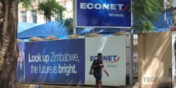 Econet Connected Car Econet sign, woman on phone, data bundle price