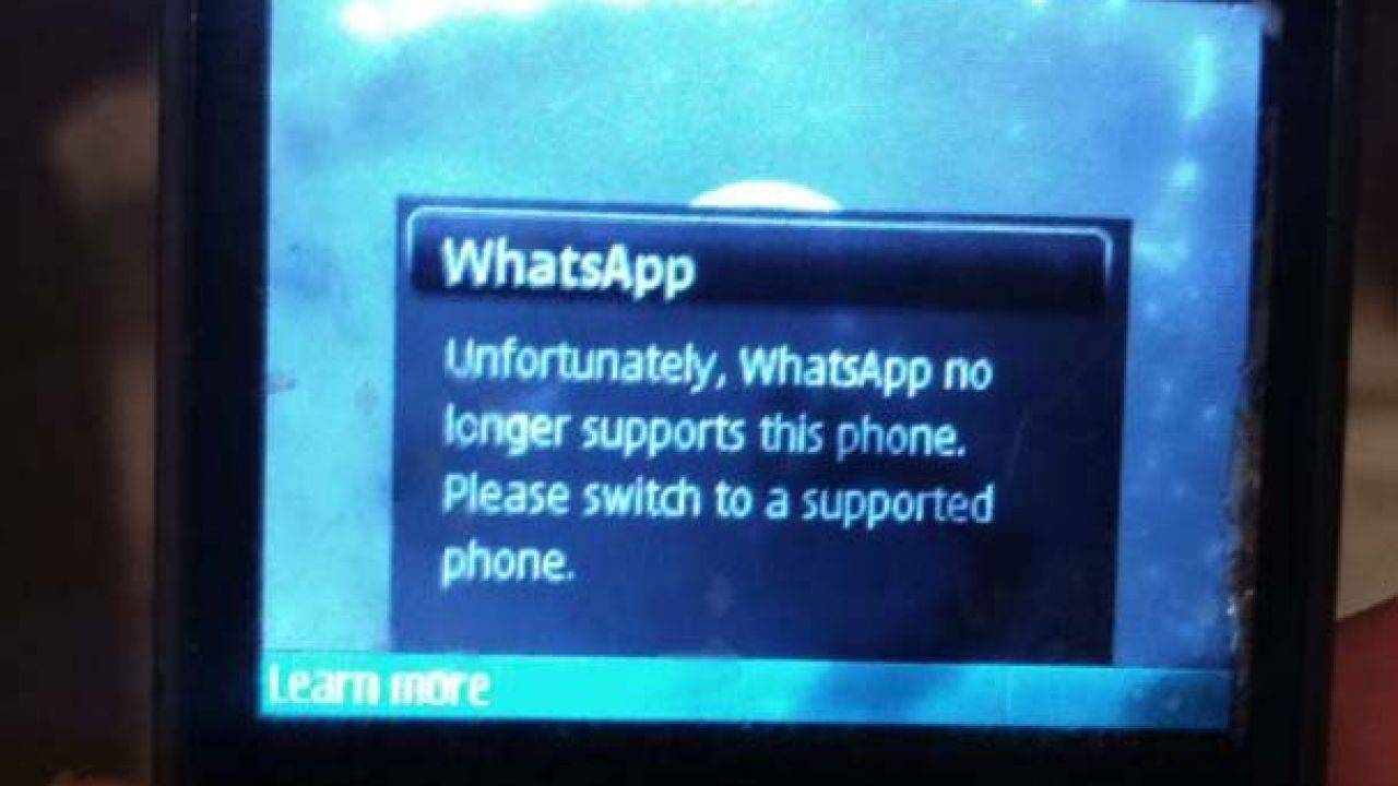 End Of An Era As WhatsApp Support Is Discontinued For Nokia S40