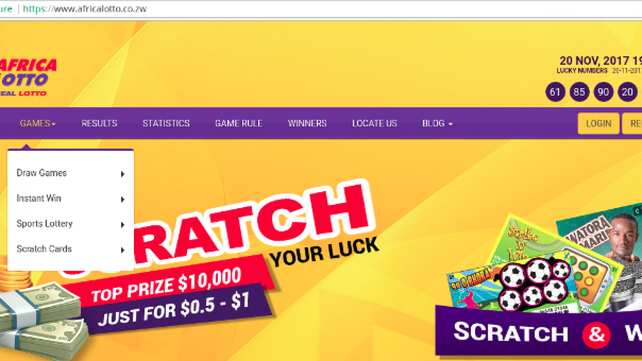 You can now play lotto via USSD on your phone - Techzim
