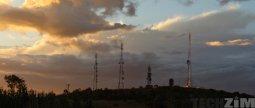 Base stations in Zimbabwe