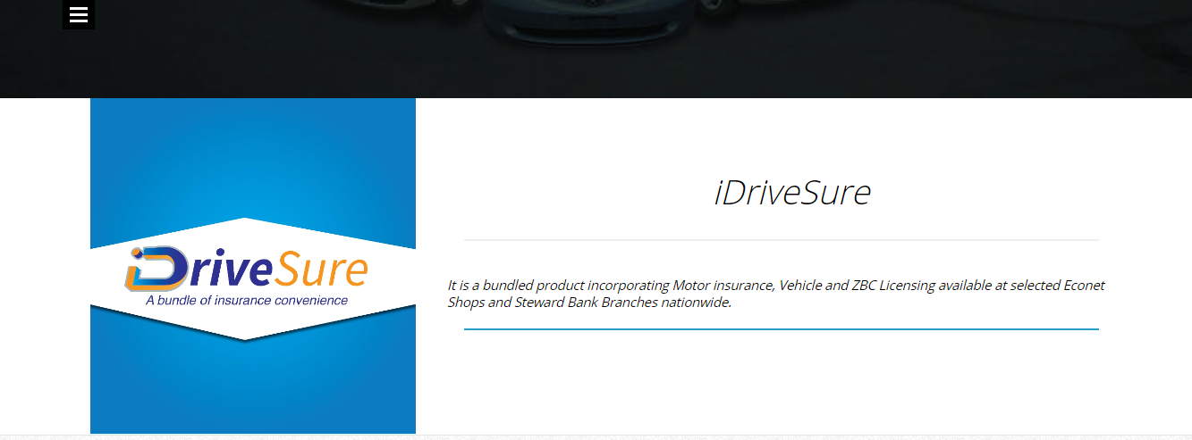 Econet Zimbabwe Now Offers Motor Insurance Services Techzim