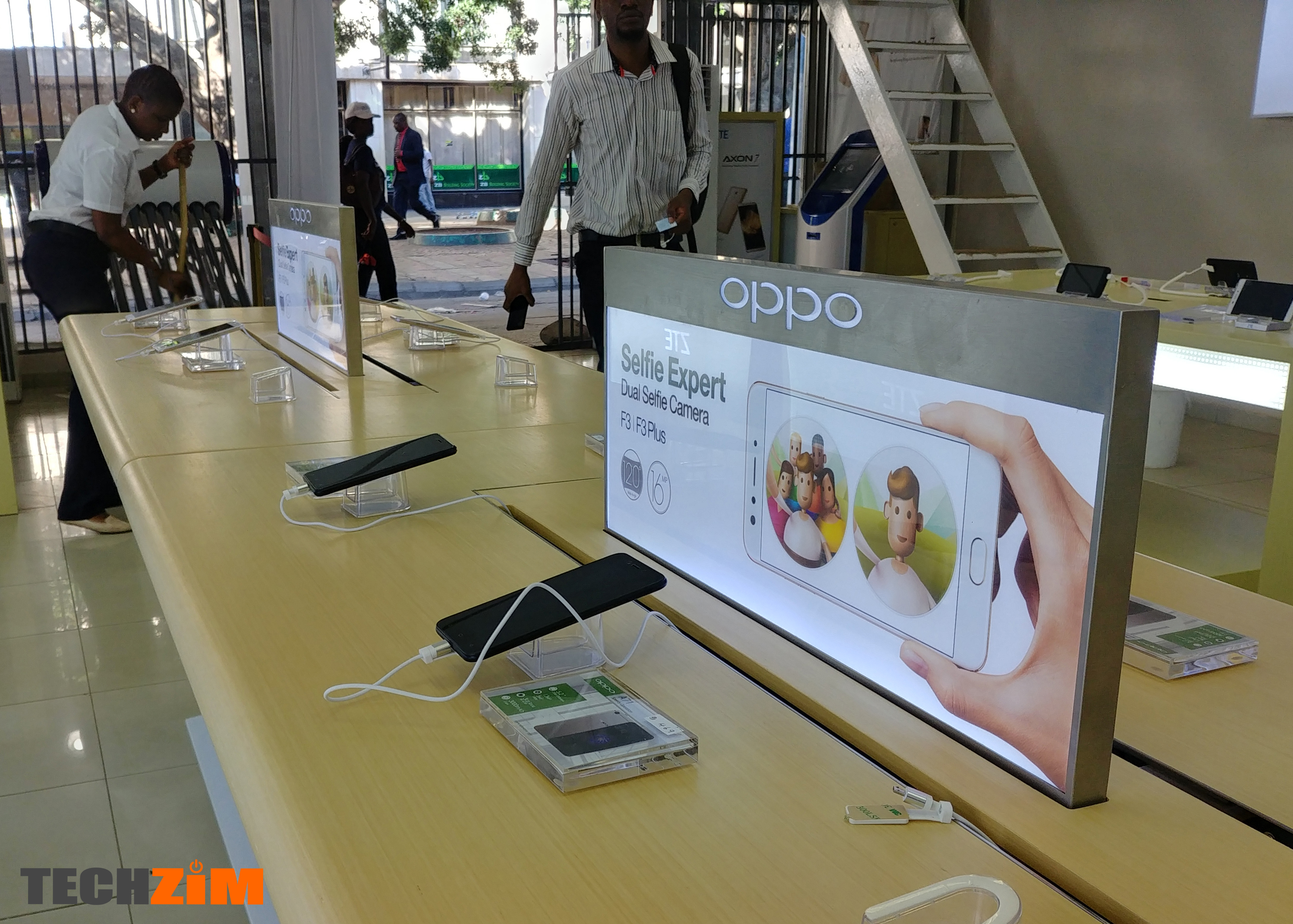 Oppo, The Actual Smartphones Have Landed In Zimbabwe Now