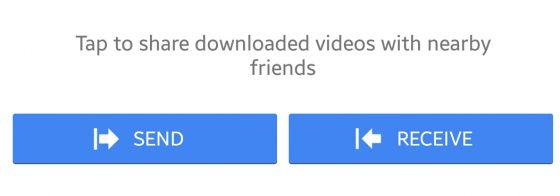 YouTube Go screenshot 2