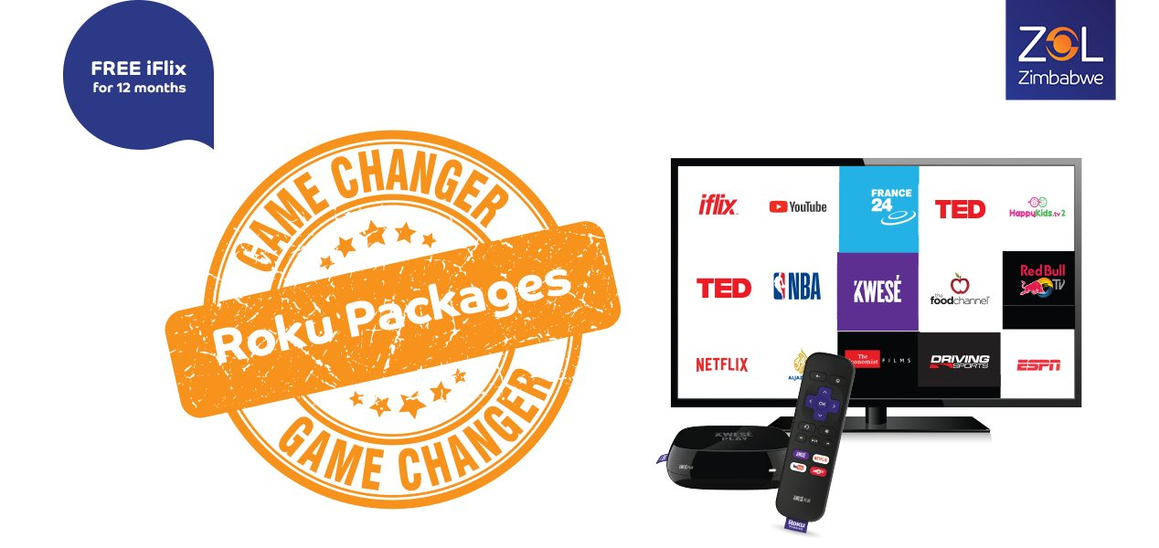 You Can Now Get ZOL's Roku Kwese Play Box On Contract Terms