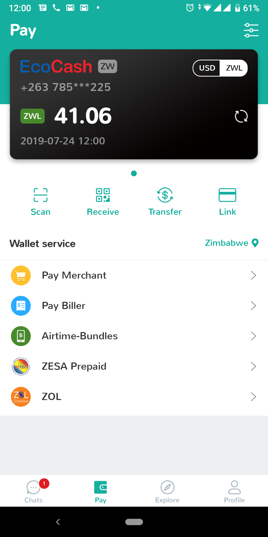 Cassava (Econet) Launching Sasai, A Chat And Payments App Seeking To