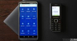 phones with ecocash accounts, customer account details update
