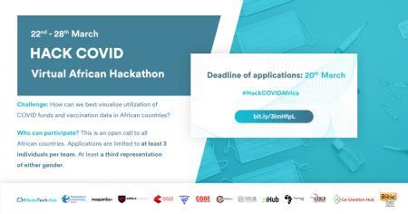 Hack Covid Virtual Africa Hackathon