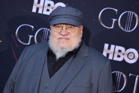 George R.R. Martin, Game of Thrones