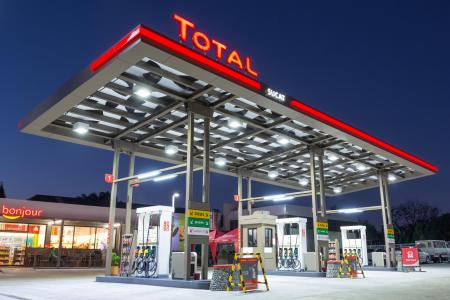 Total Service Station Distributed Power Africa DPA Zimbabwe
