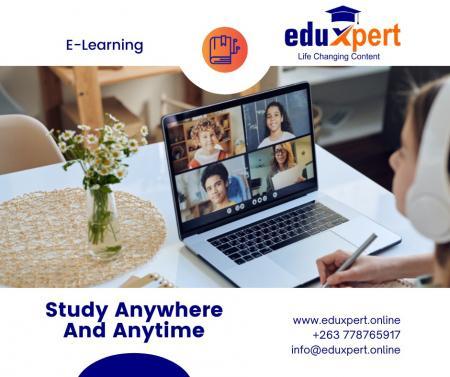 EduXpert e-learning courses